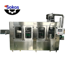 mineral water plant machine price in india of water filling machine