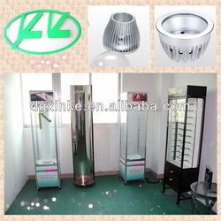 OEM Rotating Display Stand with Glass Plate acrylic tabletop jewelry display case