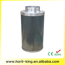 Carbon Air Filter Media Hydroponic Carbon water filter cartridges