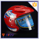 Chinese motorcycle helmet prices with open face for sale