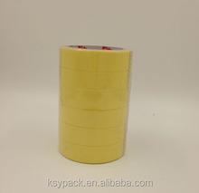 General purpose yellowish color Masking tape