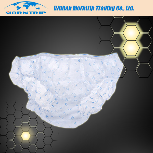 Comfortable pp Disposable Nonwoven Fabric Used Make Panties