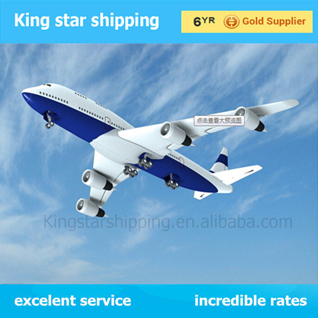 Christmas gift from China to LOS ANGELES USA via air/courier service