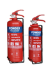 Portable CE 1kg ABC Powder Fire Extinguisher