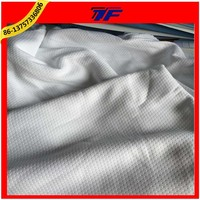 China Popular Weft Spandex Bird Eye 190GSM Mesh Fabric