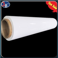 white mylar film for inkjet print for printing in advertisement