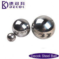 RoHS 0.35 to 200 mm low carbon steel balls super quality 18mm stainless steel float balls