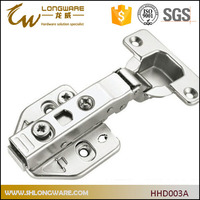 35mm soft close vertical cabinet hinge