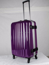 E-Charm Factory Wholesales Aluminum Frame Travel Luggage DC-70002