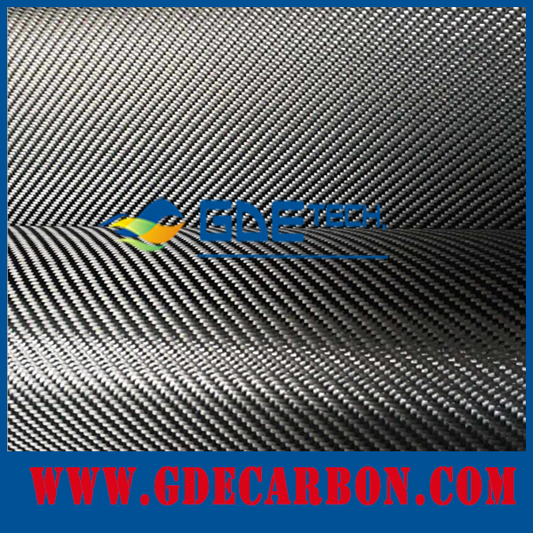 Manufacturing With 200g plain 3k activated carbon fiber cloth