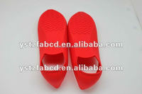 New design durable silicone rubber shoes cover magic spike ice gripper