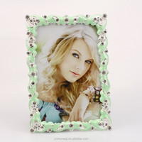 popular photo frame valentine photo frame metal mini photo frame valentine gift HQ101565-46