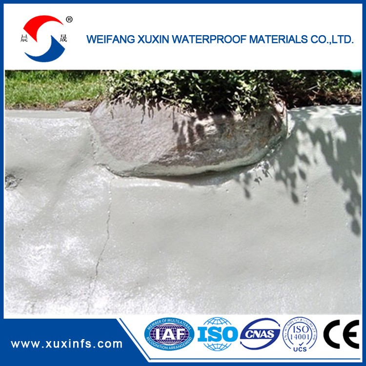 Acrypol+ Flat Roof Waterproofing Solution / liquid Coating 5kg in Grey