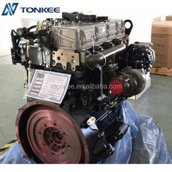 1104C-E44TA 106KW original genuine engine assy for sale