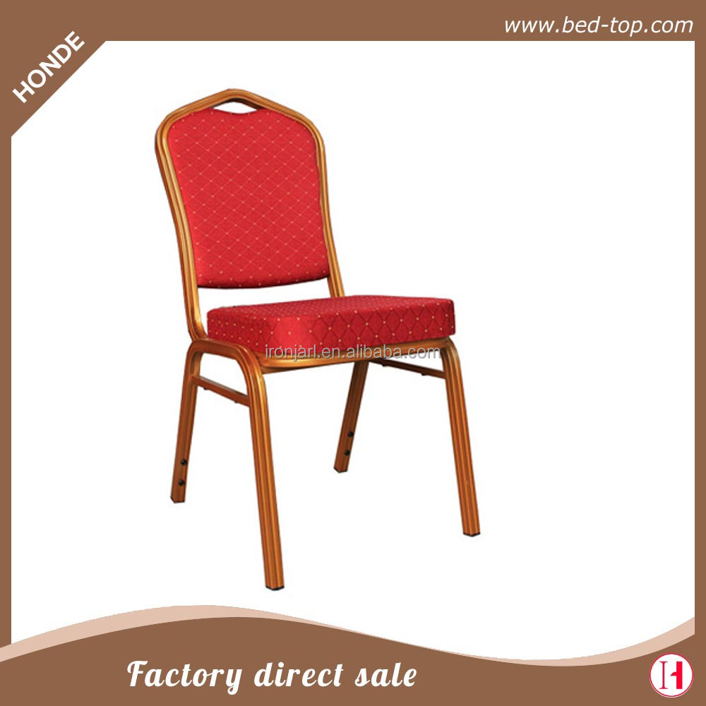 wholesale metal stacking banquet chair