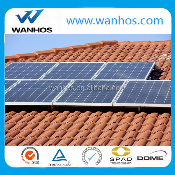 Ceramic Roof Tile Solar Rack Hook