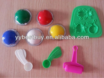 educational toy silicone rubber dough toy for kids