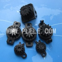 Nylon66 Spur wheel / small plastic gear wheel