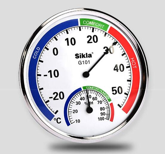 SIKLAG101 Digital <strong>temperature</strong> and humidity meter thermometer