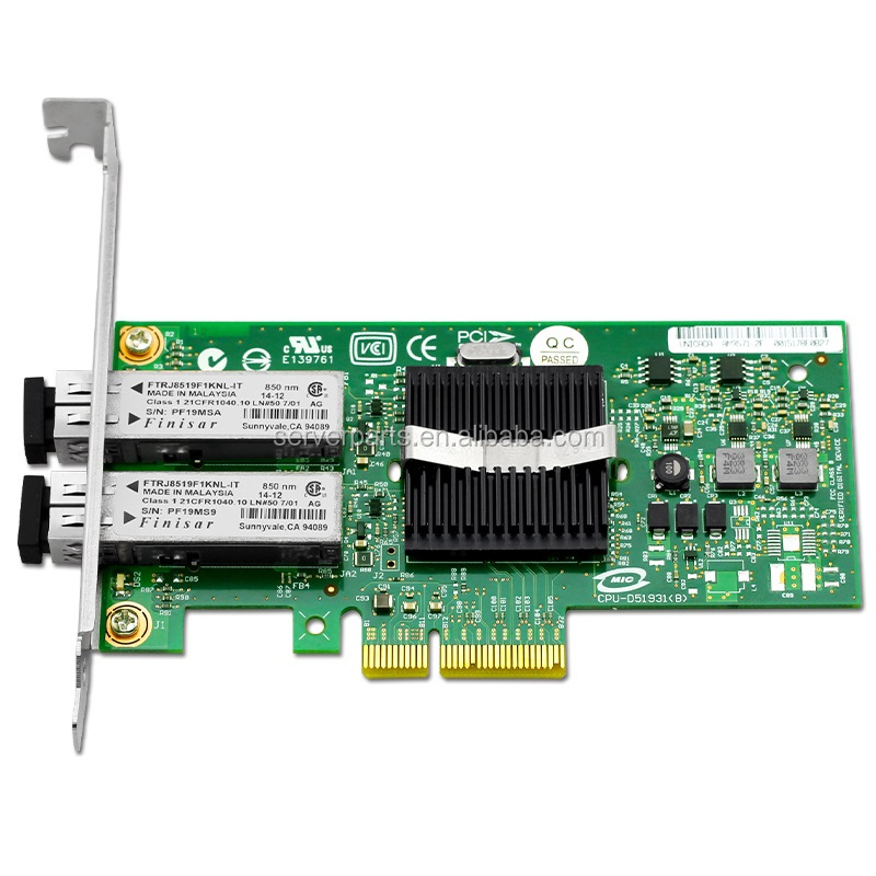 EXPI9402PF Port Ethernet NIC PCI-e x4 Network Adapter