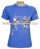 Polyester tshirt-full sublimation print