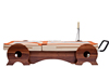 Shiatsu migun same wooden jade massage bed korea