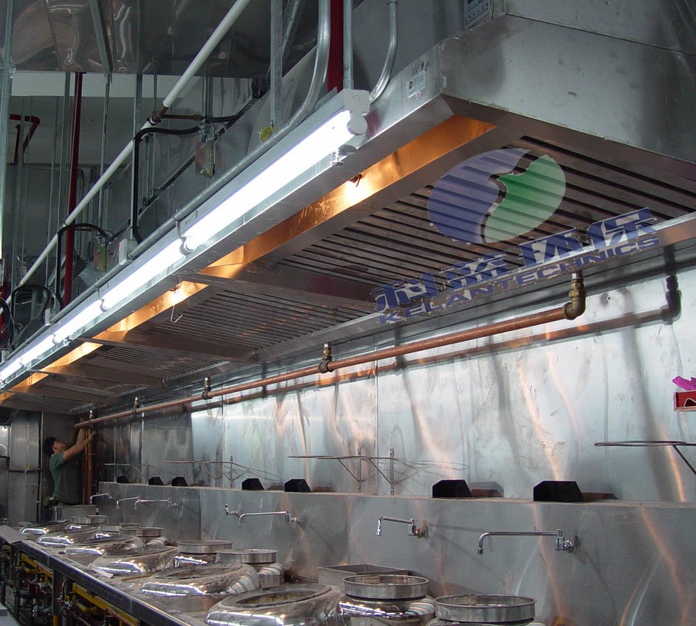 Restaurant Kitchen Ventilation restaurant kitchen exhaust ventilation hood with esp filter - buy