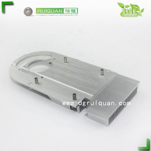 Customized aluminum/copper extrusion/extruded heat sink/heatsink