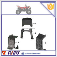 ATV150 utility atv body parts, atv bumper protective plate, main footrest for sale