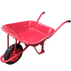 Heavy Duty Indonesia Market Wheel Barrow Manufacturer