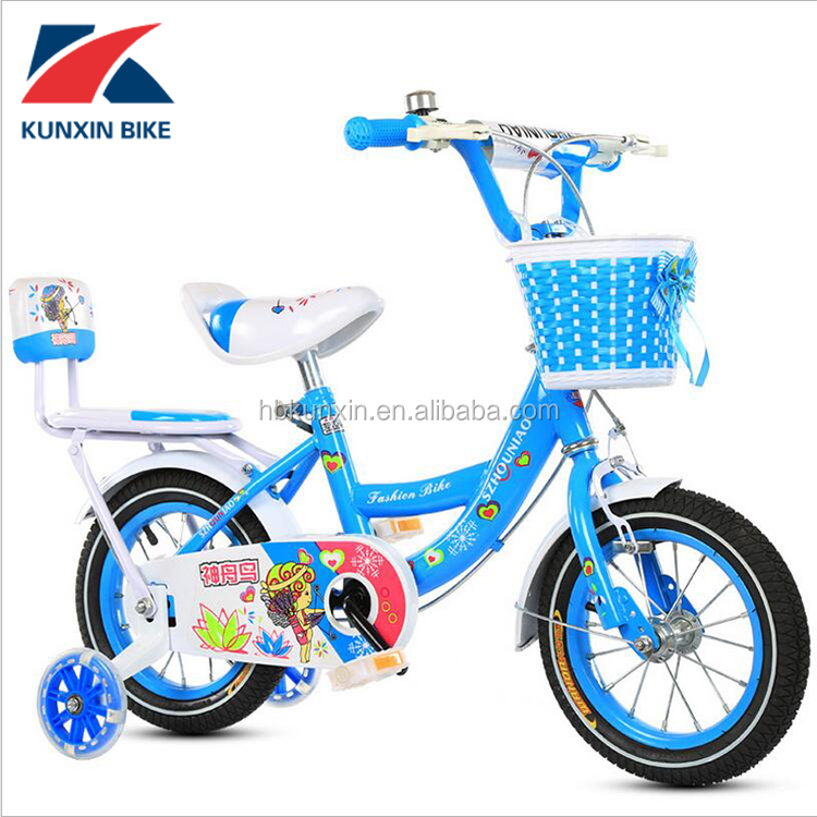Factoy kids aluminum plastic bike/price children bicycle/kids bike with pu flashing wheels from china factory