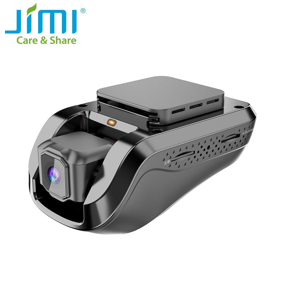 Jimi JC100 mini dvr 2 camera car dvr Wifi 3G car dvr recorder camera