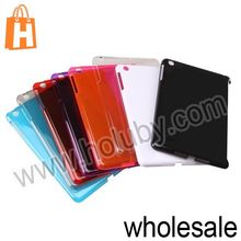 China New Product for iPad Air Case,Smooth Back Cover Plastic Hard Case for iPad 5