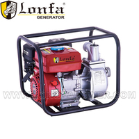 6.5HP 3INCH(80MM) Agricultural Manual Hand Honda Engine Gasoline Petrol Water Pump