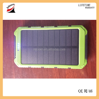 Popular, hot sale Portable universal solar charger, solar power bank, Sun power for mobile phone/iPhone/iPad