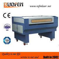 DSP control system leather laser engraving cutting machine