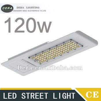 3-5 yrs warranty 120/W aluminum 30W-150W COB led street light