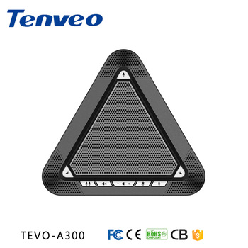 TEVO-A300 audio speakerphone mic for conference system