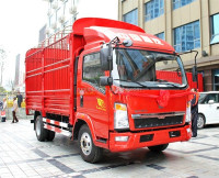 HOWO 4*2 lorry truck for sale