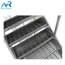 Hot sale cheap price grating cover galvanized steel floor gratings