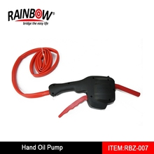 Pull Plastic Manual Siphon Pump for Auto
