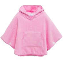 Kids hooded poncho towel hooded soft poncho for kids