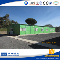 CDPH adjustable economical prefabricated house in algeria for sale