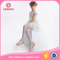 Hot selling style children girls in seamless pantyhose nylon wholesale