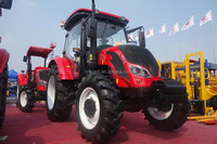 QLN 25-140hp farm tractor with all kinds of farm implements