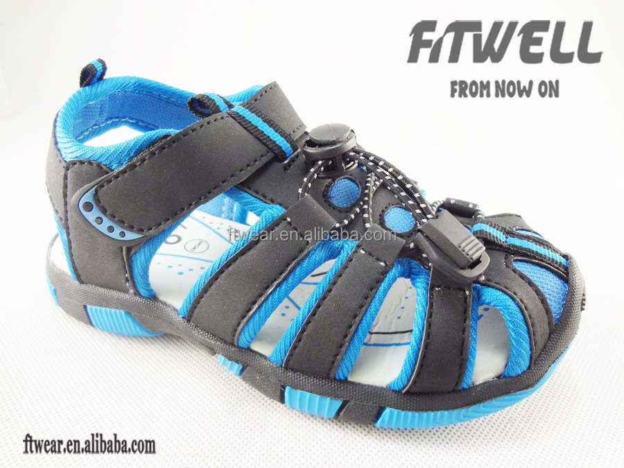 boys beach sports sandals with comfortable design