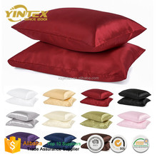 High Quality Comfortable Feeling Natural Silk Pillow Cover for Hair and Skin