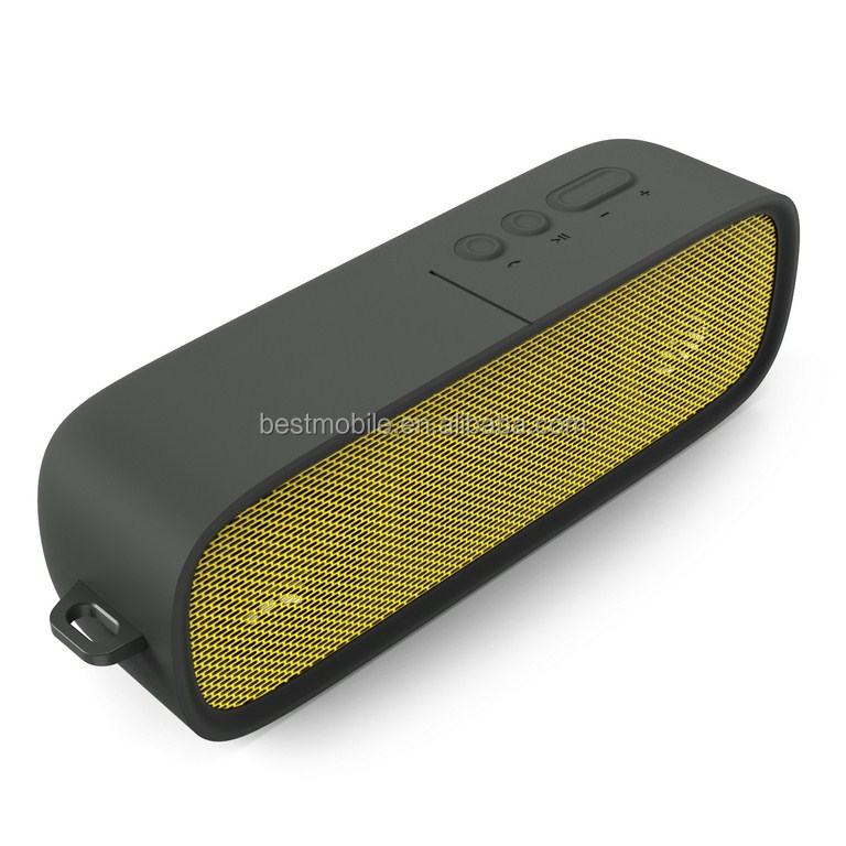AUKEY 4.0 Remote Control Promotional Gift Water Proof Bicycle Bluetooth Speaker