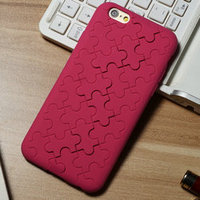 brand name casing for iPhone 6s silicone casing mobile cover for iphone 6G