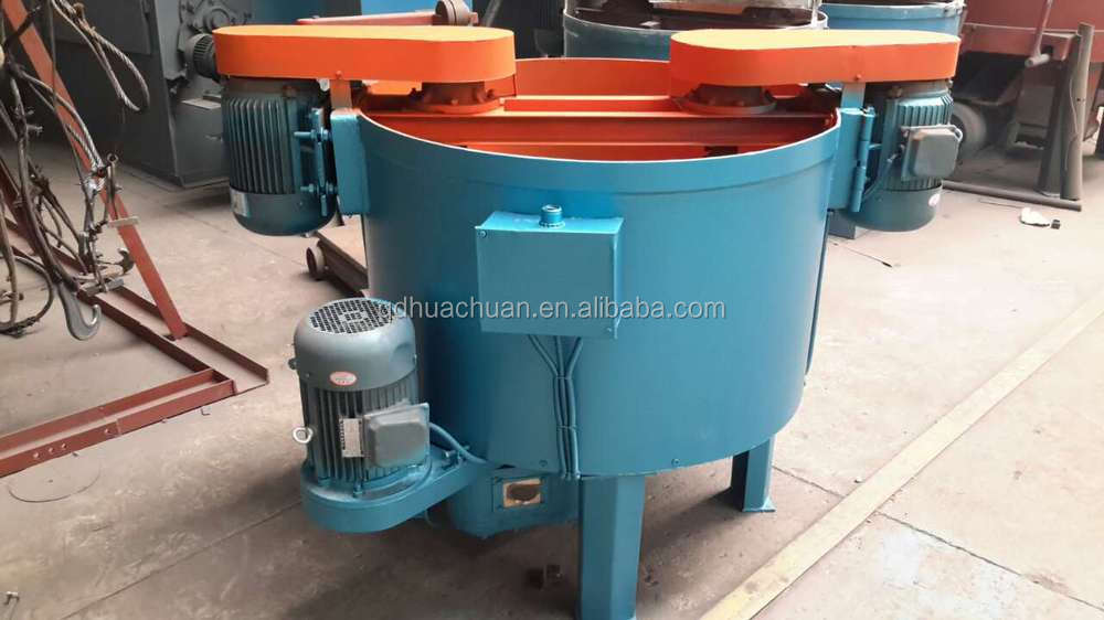 Foundry sand mixer/clay sand mixing machine/Core sand mixer